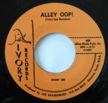"45Re ✦IVORY LEE✦ ""Alley Oop / Broke & Hungry"" Monster Rare 60s R&B Dancer. Hear♫"